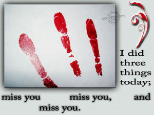 Miss You Wallpaper - 14