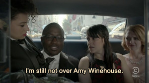 Amy Winehouse television broad city