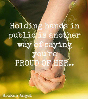 Holding Hands Quotes Holding hands and quotes