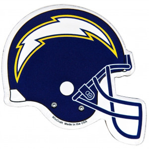 San Diego Chargers Helmet Logo
