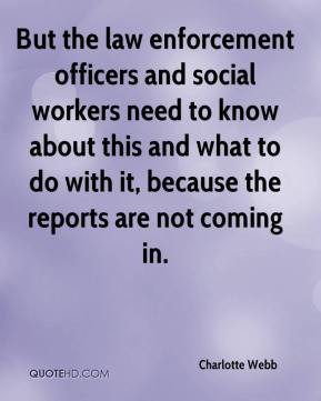 Social workers Quotes