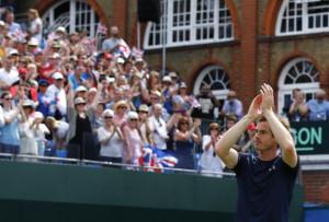 Tennis - Murray warns against Davis Cup complacency - Yahoo Finance