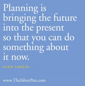 Plan Quotes. QuotesGram