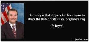More Ed Royce Quotes