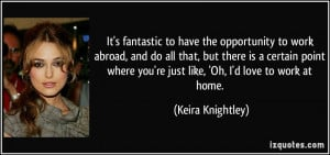 More Keira Knightley Quotes