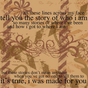 Brandi Carlile - The Story - our wedding ceremony song