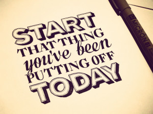 Awesome hand lettering quotes by Sean McCabe, a type designer from San ...