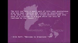 Cape Farewell Quotes
