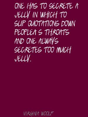Jelly Quotes