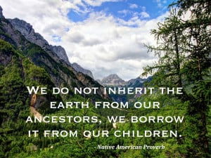 Best Earth Day Quotes and Photos – Famous Earth Hour Phrases and ...
