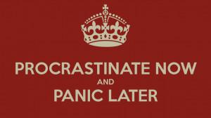 Procrastination Destination: Pronunciation Manuel