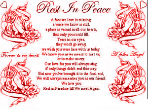 Rest In Peace Mom Quotes 4 images above is part of the best pictures ...