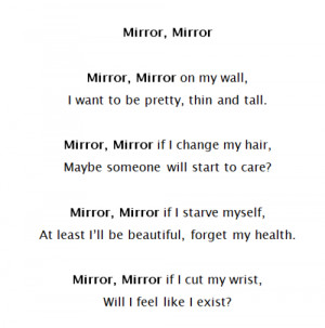 sad quotes about self harm