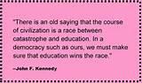 Inspirational quotes for teachers | Staff Appreciation