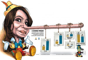 Brasil, revista Veja: El cuento argentino.