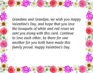 Valentine's Day Quotes for Grandma