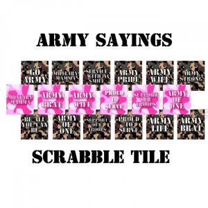 Army Wife Sayings
