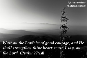 Bible Verse on Courage