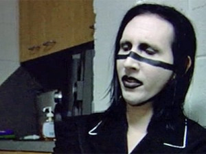 marilyn manson quote bowling for columbine