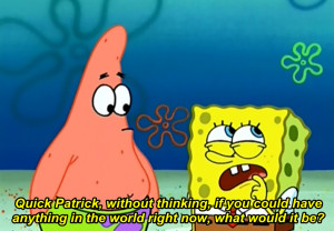 LOL funny spongebob spongebob squarepants patrick patrick star
