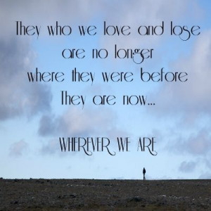 Inspirational Bereavement Poems And Sympathy Quotes