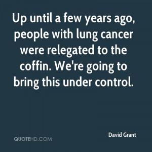 David Grant Quotes