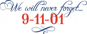Today marks the twelfth anniversary of the September 11 attacks, and ...
