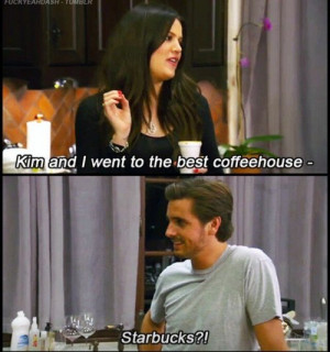 The best of everyone's favorite Kardashian sister… Scott Disick