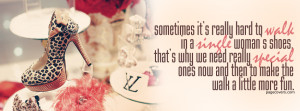 Girly Quotes Facebook Covers