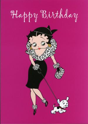 Betty Boop: