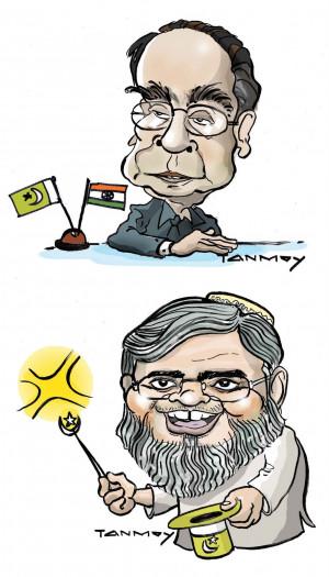 HT Imam, Adviser to the Prime Minister & Ali Ahsan Muhammad Mojaheed