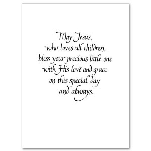 ... quotes for baptism cards baptism bible quotes for cards for your baby