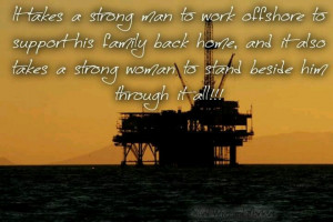 For the offshore men and women