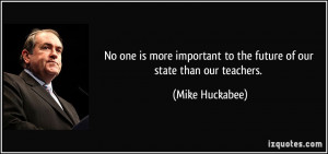 More Mike Huckabee Quotes