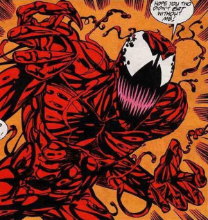 carnage fine art statue quote originally posted by zkulptor carnage ...