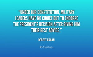 Military Leaders Quotes