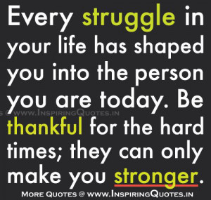 Inspirational Quotes for Life Struggles Motivational Life Struggles ...