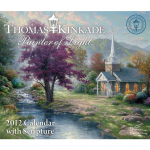 Thomas Kinkade Artist Biography Paintings