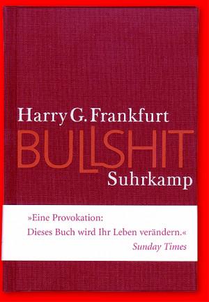 Prof Harry Gordon Frankfurt