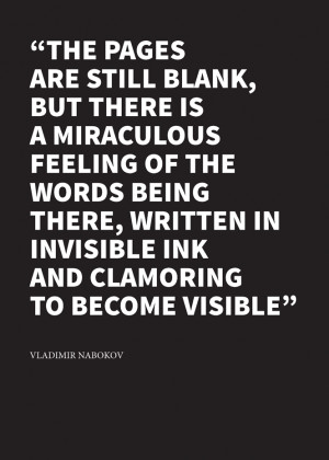 Famous Author Quotes About Writing