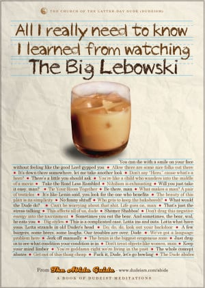 The Big Lebowski The Dude Art About the authors