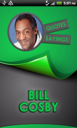 Bill Cosby Quotes Says - screenshot