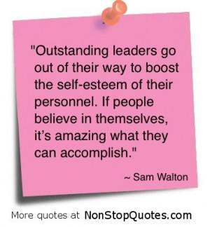 Team building quotes, wise, inspiring, sayings, sam walton