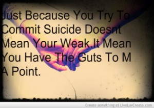 Inspirational Anti Suicide Quotes Inspirational