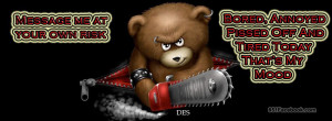quotes-crude-bear-with-attitude-quote-chainsaw-facebook-timeline-cover ...