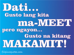 Tagalog Quotes Friendship Love Funny Picture