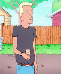 Response to Hank Hill... 2009-06-25 22:49:07 Reply