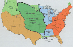 Napoleon and Louisiana Purchase