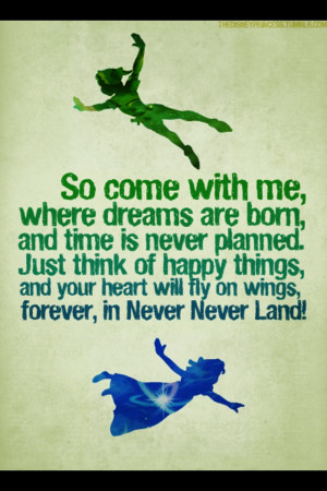 Never Land!!!