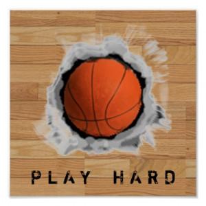 Basketball Posters...